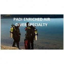 PADI Enriched Air Diver...