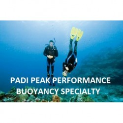 PADI Peak Performance...