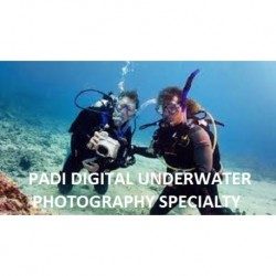 PADI Digital Underwater...